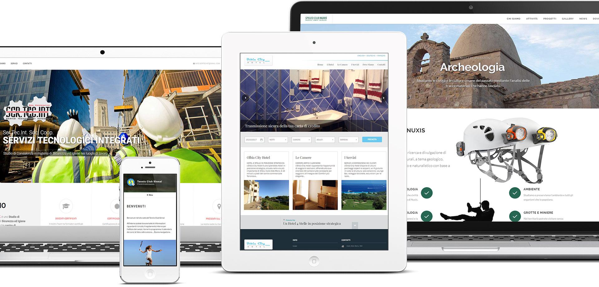 Realizzazione siti web in sardegna for Siti web di progettazione architettonica gratuiti