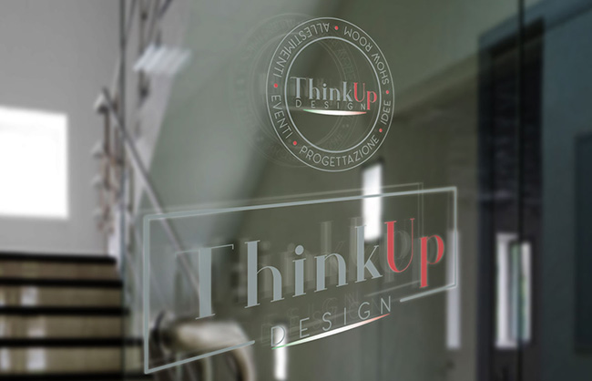 Creazione logo think up design